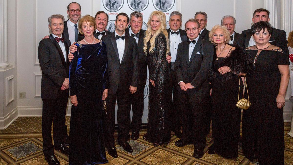 The Kosciuszko Foundation 2021 Ball Postponed