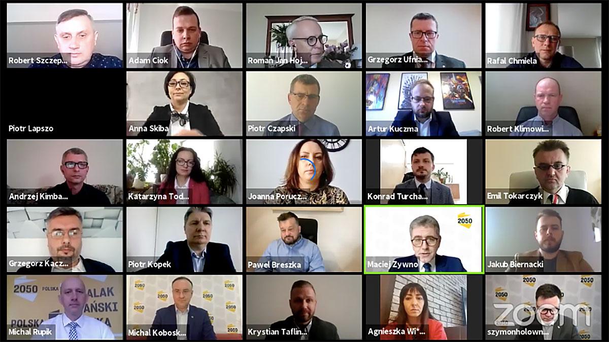 Do Ruchu Polska 2050 dołączają kolejni samorządowcy