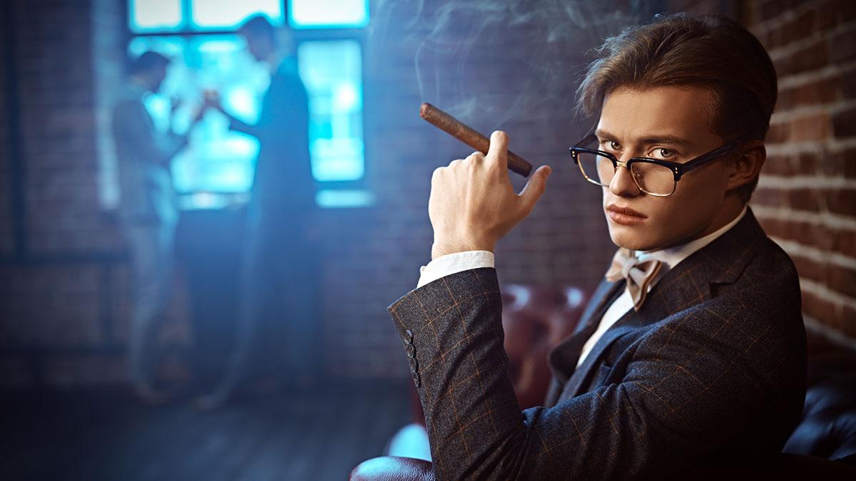 Mandat dla prezydenta Krakowa za palenie cygar