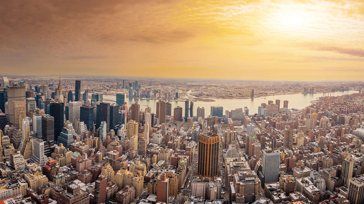 Kolejne etapy otwierania Nowego Jorku