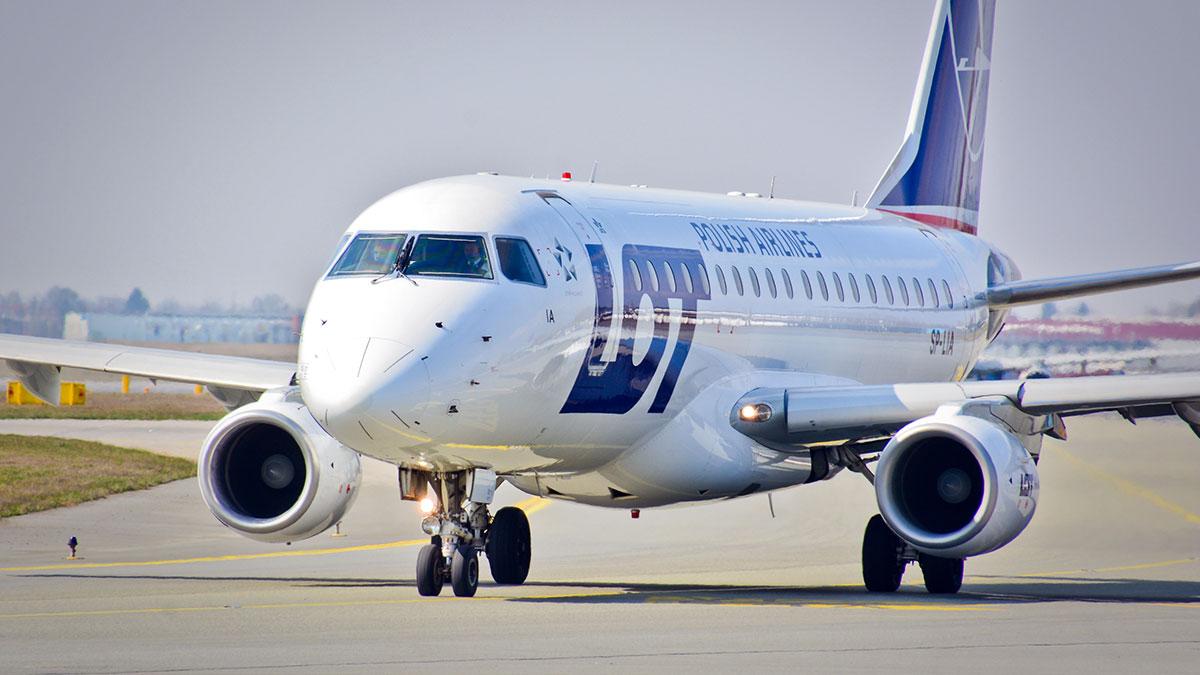 Połączenia LOT-u z Warszawy do Dubaju