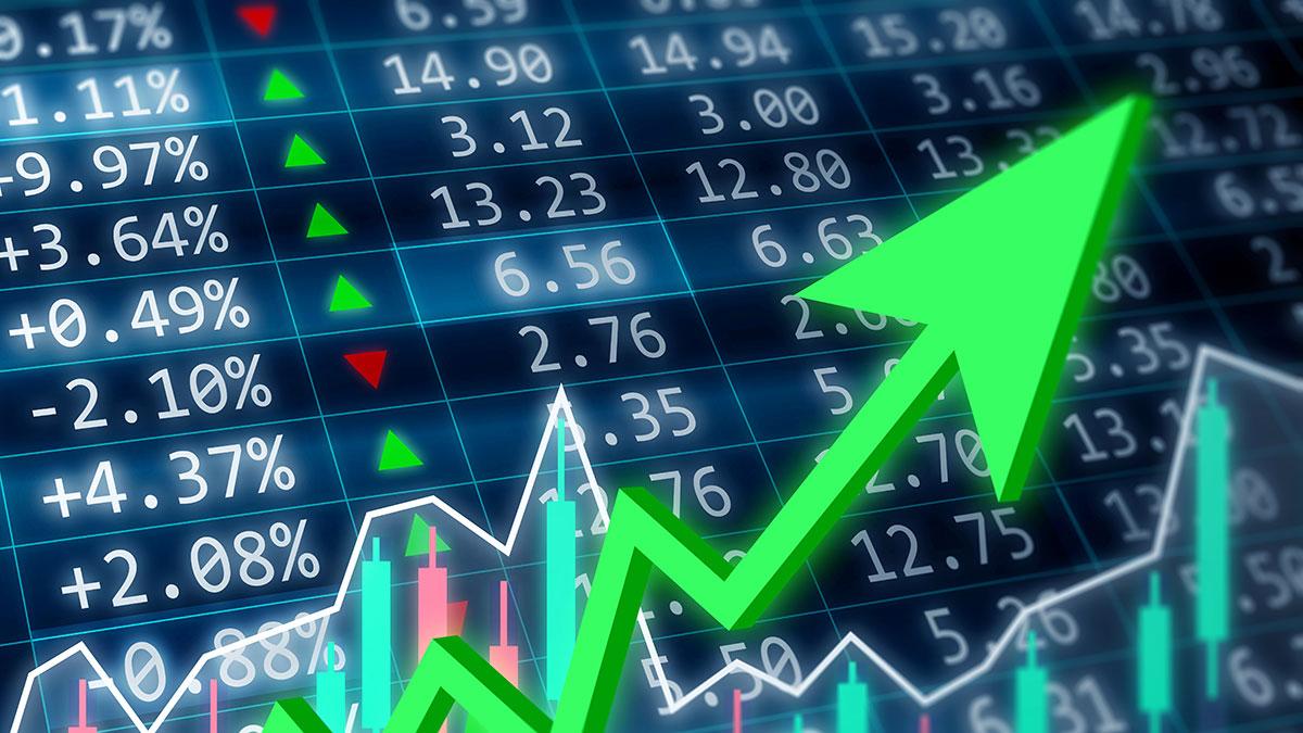 Najgorętsza giełda od 1961 r., w ciągu pierwszych 100 dni, administracji prezydenta Joe Bidena