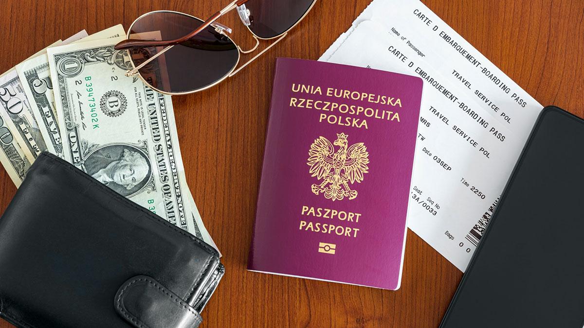 Odbiór paszportów polskich w Konsulacie Generalnym RP w Nowym Jorku