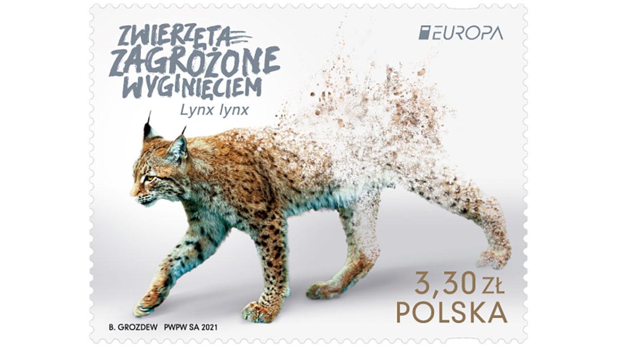 Konkurs filatelistyczny EUROPA 2021. Głosujmy na polski znaczek