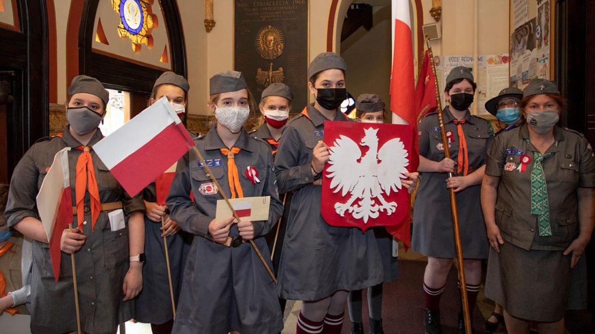 Polonia w Nowym Jorku świętowała Dzień Flagi i Święto Polonii