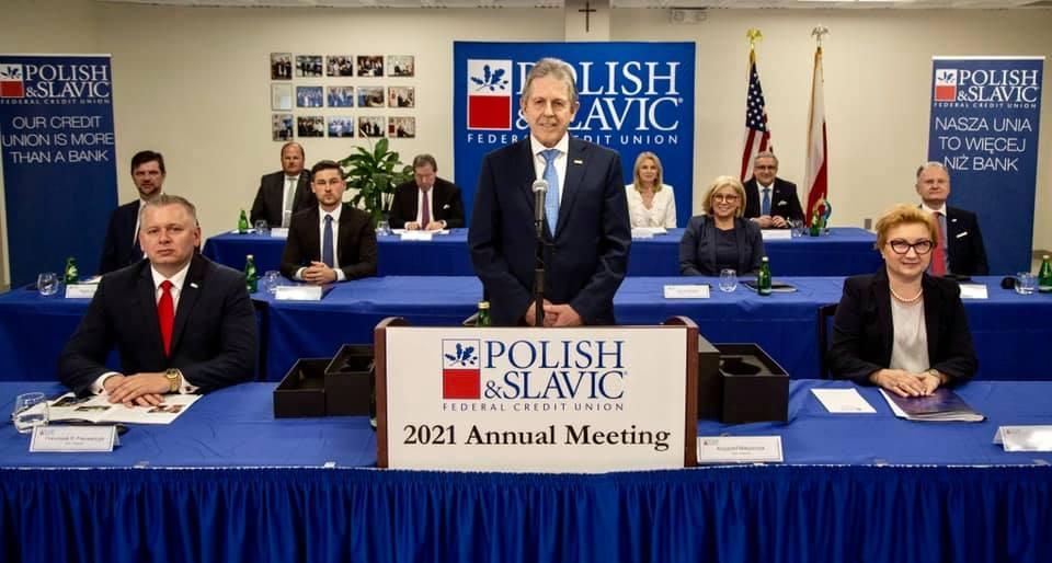 Komunikat PSFCU wydany po 2021 Rocznym Walnym Zebraniu w Nowym Jorku