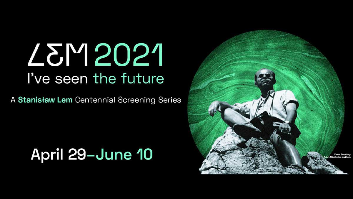 A Stanisław Lem Centennial Screening Series in the United States