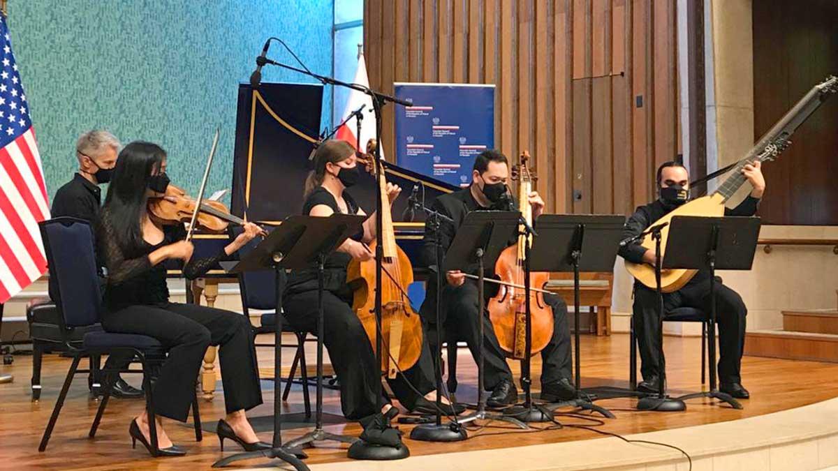 Houston. Koncert Cantio Polonica uświetniający obchody 230. rocznicy uchwalenia Konstytucji 3 Maja