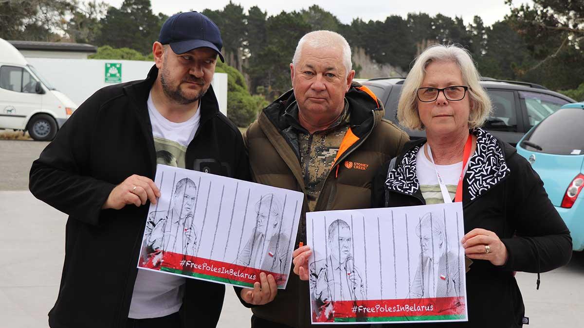 Najbardziej oddalona od Polski Akcja Solidarnościowa z Polakami bezpodstawnie więzionymi na Białorusi