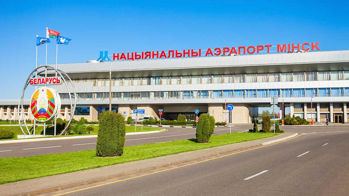 Porwanie samolotu na Białorusi godzi w bezpieczeństwo Polski