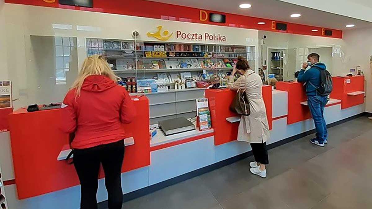 Poczta Polska notuje wzrost sprzedaży. Wyniki pierwszego kwartału 2021 roku