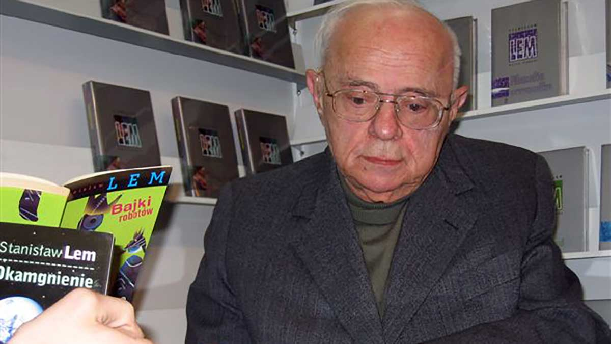 """""""Lem 2021: Stanisław Lem on Film"""" at The Cinematheque in Vancouver (June 4 - July 1)"""
