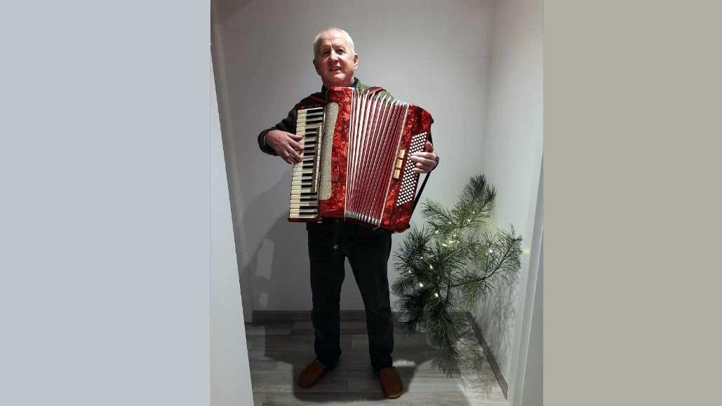 Akordeon - aerofon z regionu świętokrzyskiego