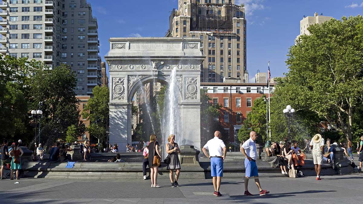Uwaga na upały w Nowym Jorku rozpoczynające się w niedzielę