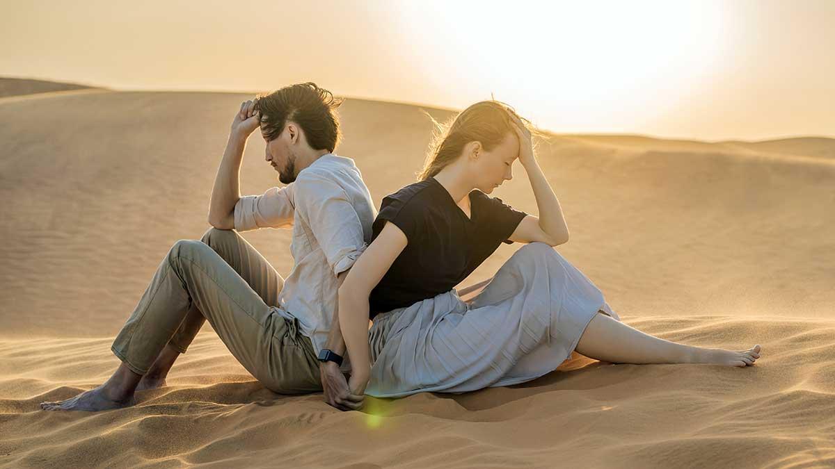 Psychoterapeuta radzi: Konflikt końcem czy początkiem związku?