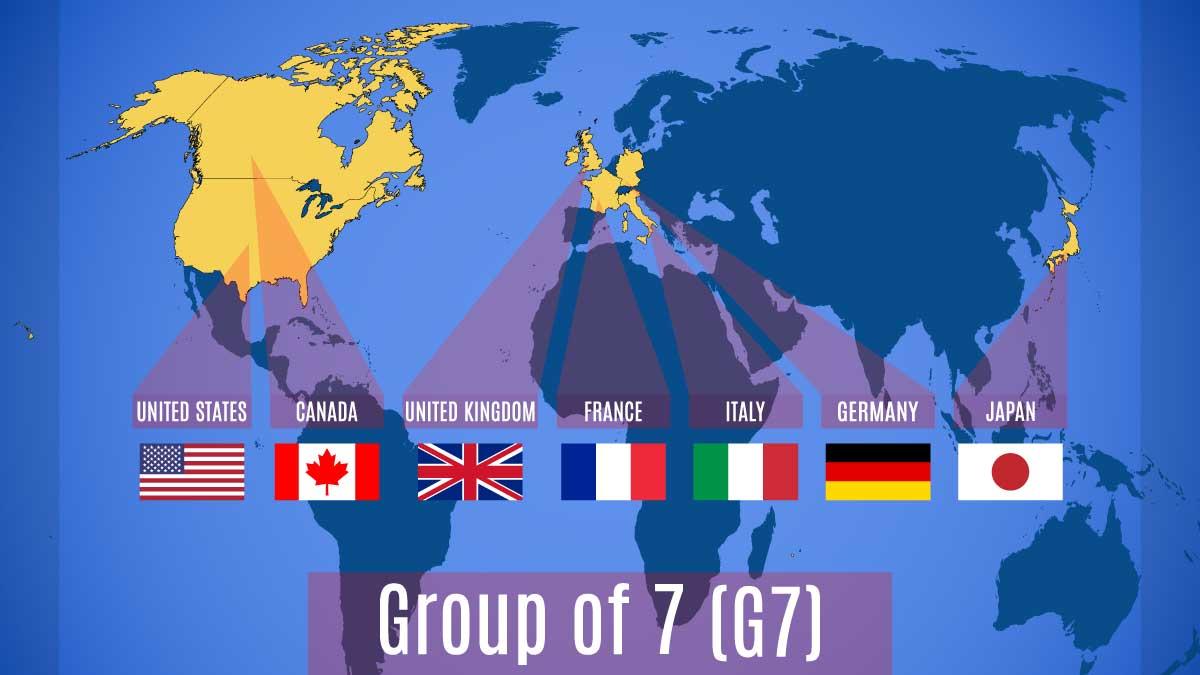 G7 - Grupa Siedmiu - poparła plan administracji Bidena