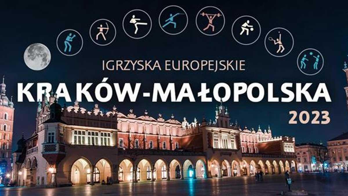LOT przewiezie sportowców i kibiców na Igrzyska Europejskie 2023 w Małopolsce