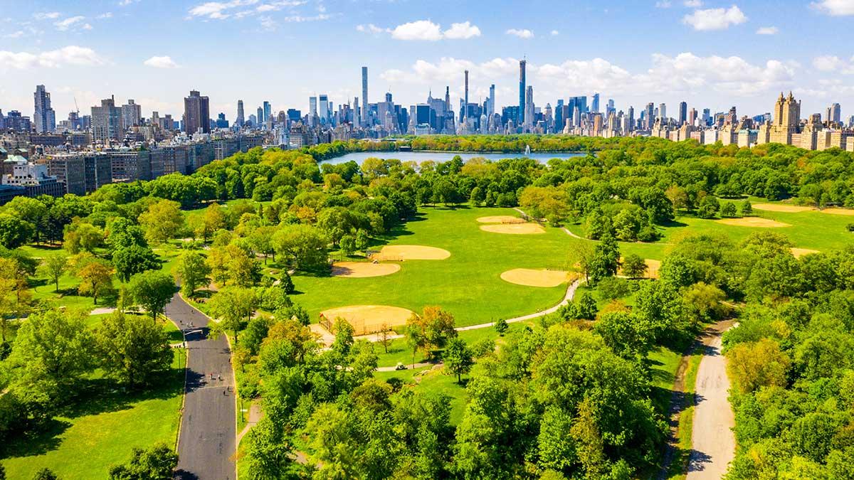 NYC. Historyczny koncert w Central Park na otwarcie Nowego Jorku po pandemii