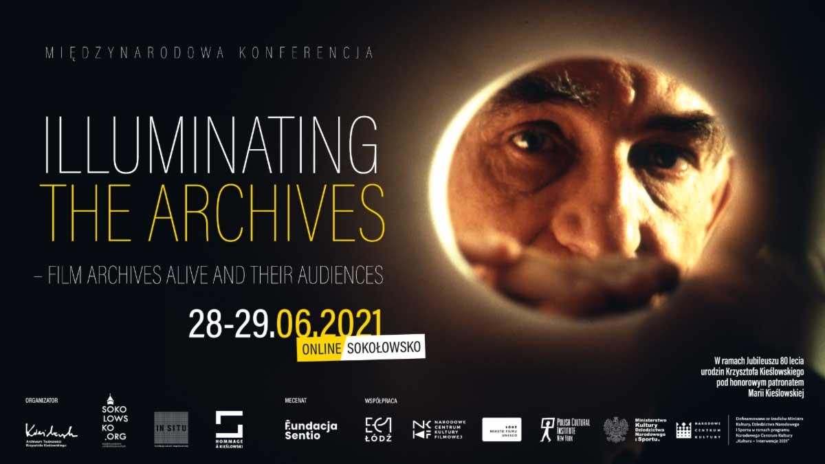 From Polish Cultural Institute New York. Krzysztof Kieślowski: Illuminating the archives (June 28-29)