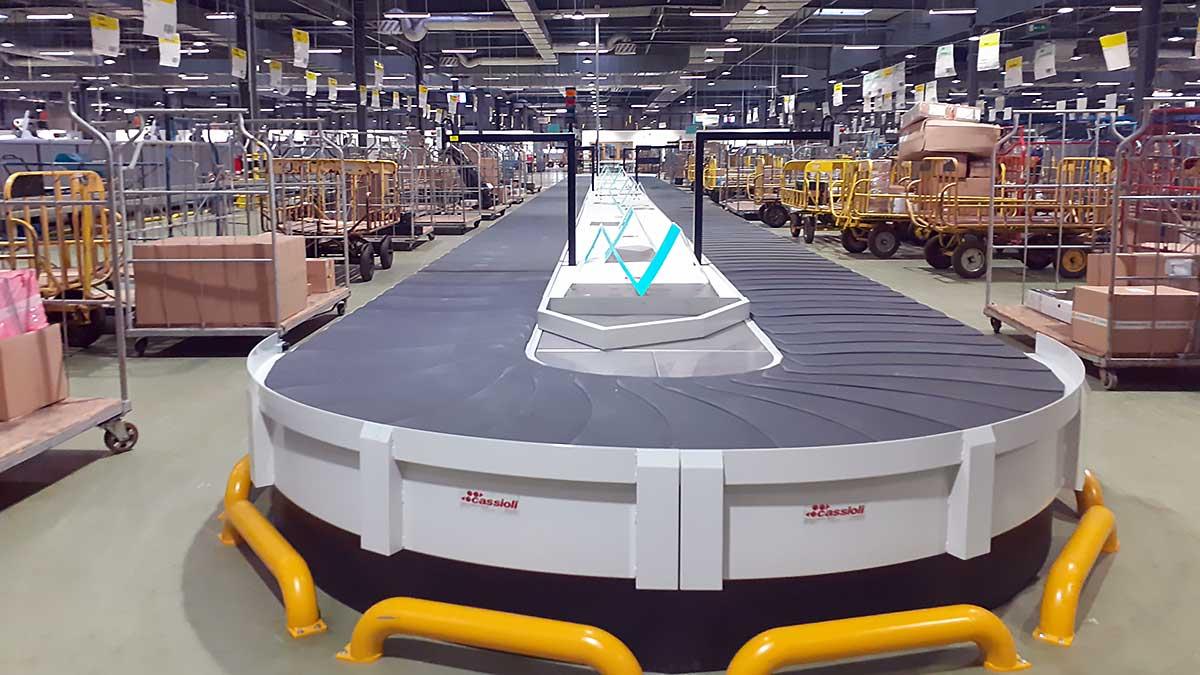 2,5 mln zł to koszt najnowszej inwestycji Poczty Polskiej w automatyzację procesów logistycznych