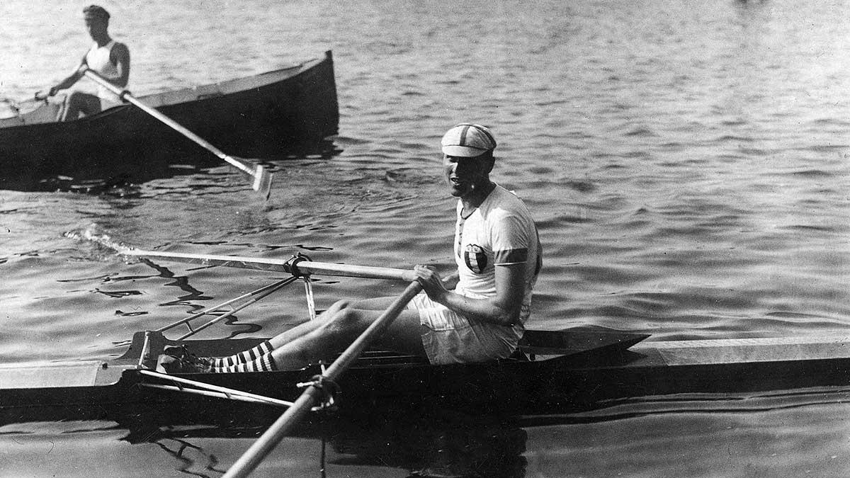 Andrzej Osiecimski-Czapski - polski olimpijczyk