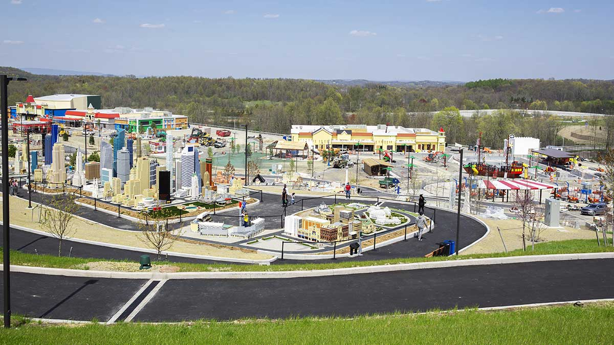 Otwarcie Parku Rozrywki w LEGOLAND® New York Resort w hrabstwie Orange