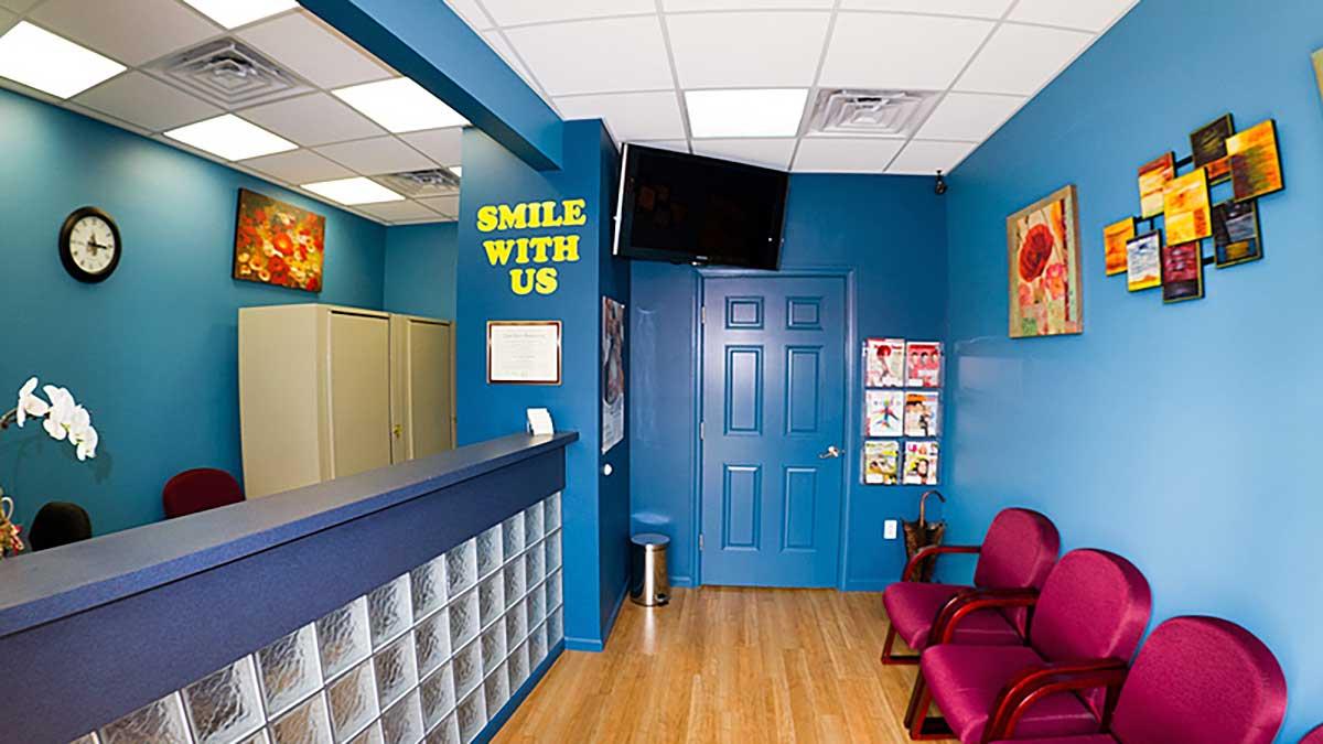 Dentysta Dorota Kwapisiewicz na Ridgewood w NY