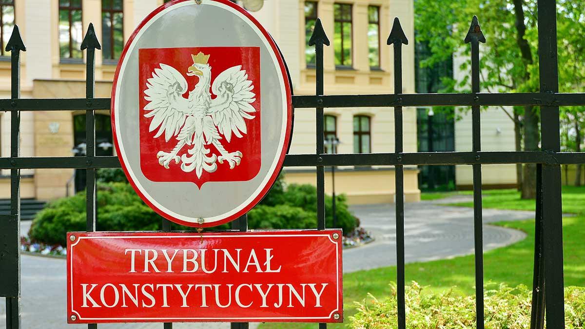 Jest kompleksowy plan naprawy Trybunału Konstytucyjnego