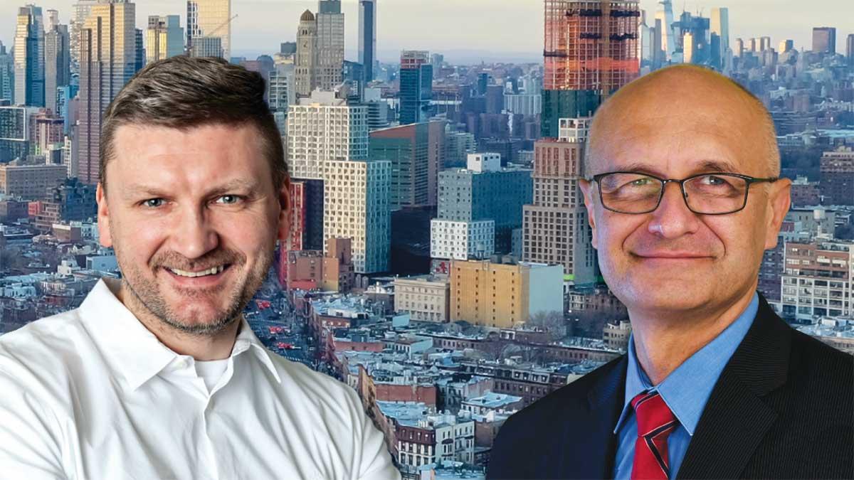 Nieruchomości inaczej u polskich agentów w Nowym Jorku: Peter (Piotr) Nowik i Marek Sobolewski