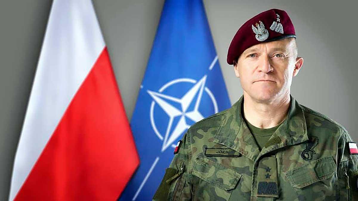 Drugi polski wojskowy, po Tadeuszu Kościuszce, w oficjalnych amerykańskich strukturach wojskowych