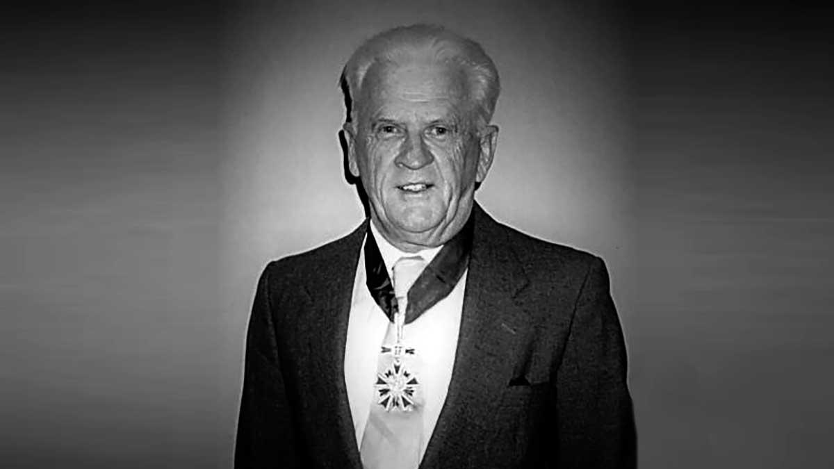 Dr. Teodor Polak, Great Polish Patriot, Has Passed