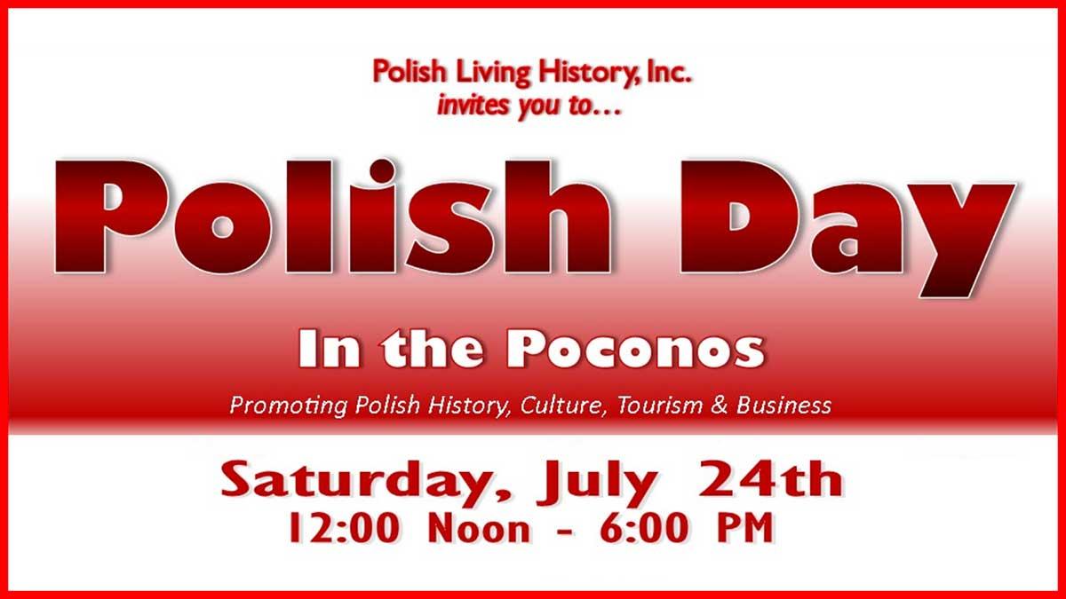 Polish Day in the Poconos, PA