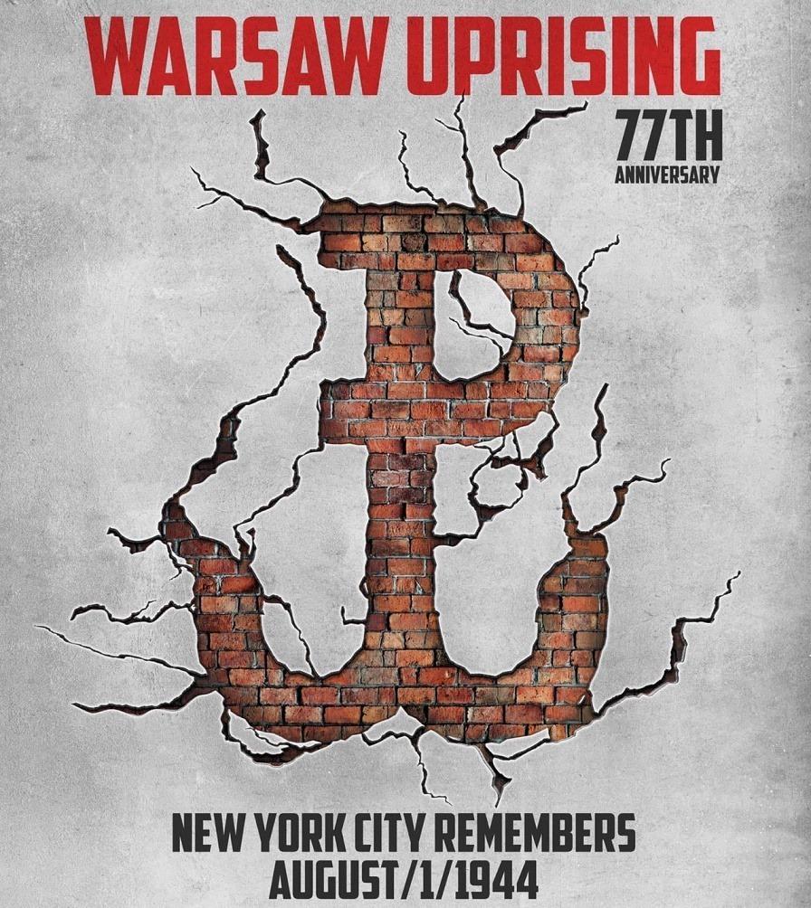 Powstanie Warszawskie. Nowy Jork i Chicagoland Pamiętają w 77 rocznicę, 1 sierpnia 2021