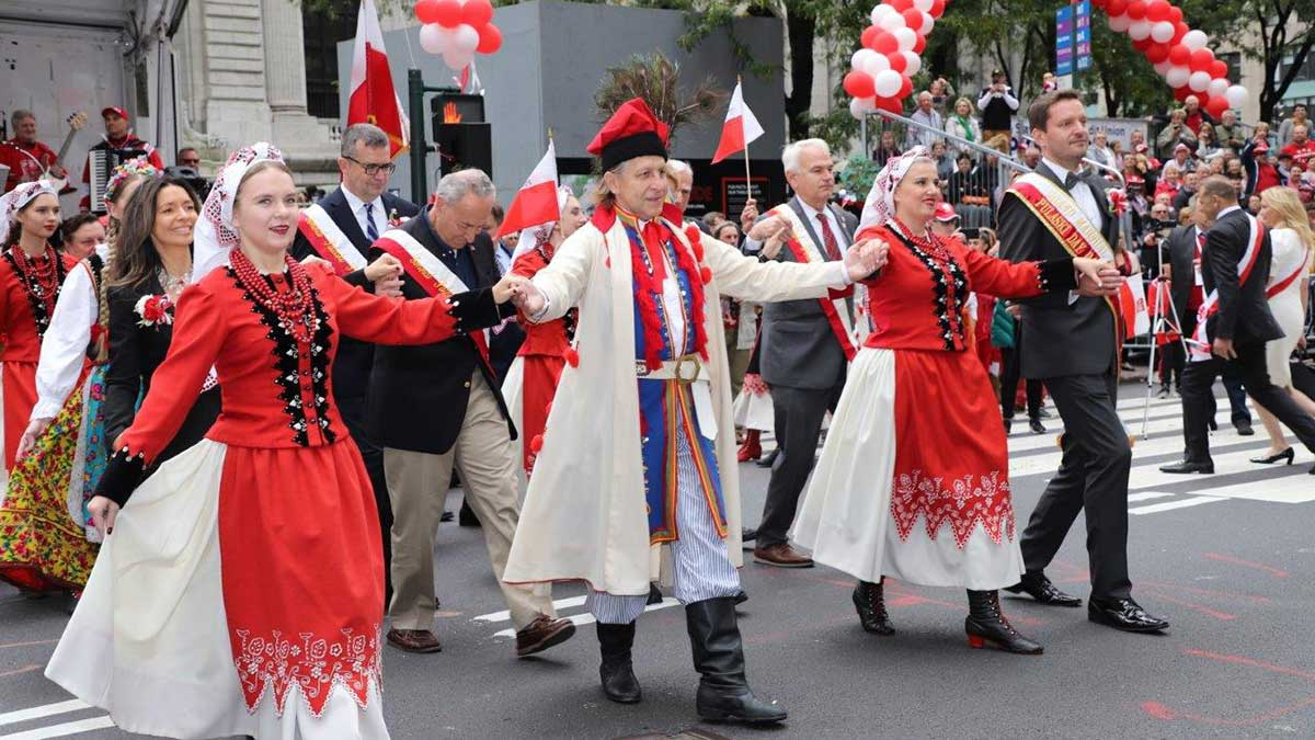 84th Annual Pulaski Day Parade in NYC Set for Sunday, October 03rd, 2021