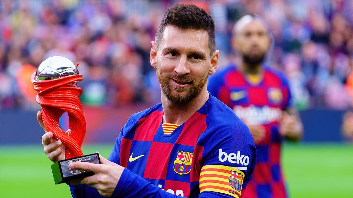 Lionel Messi podpisze kontrakt z francuskim klubem Paris Saint-Germain
