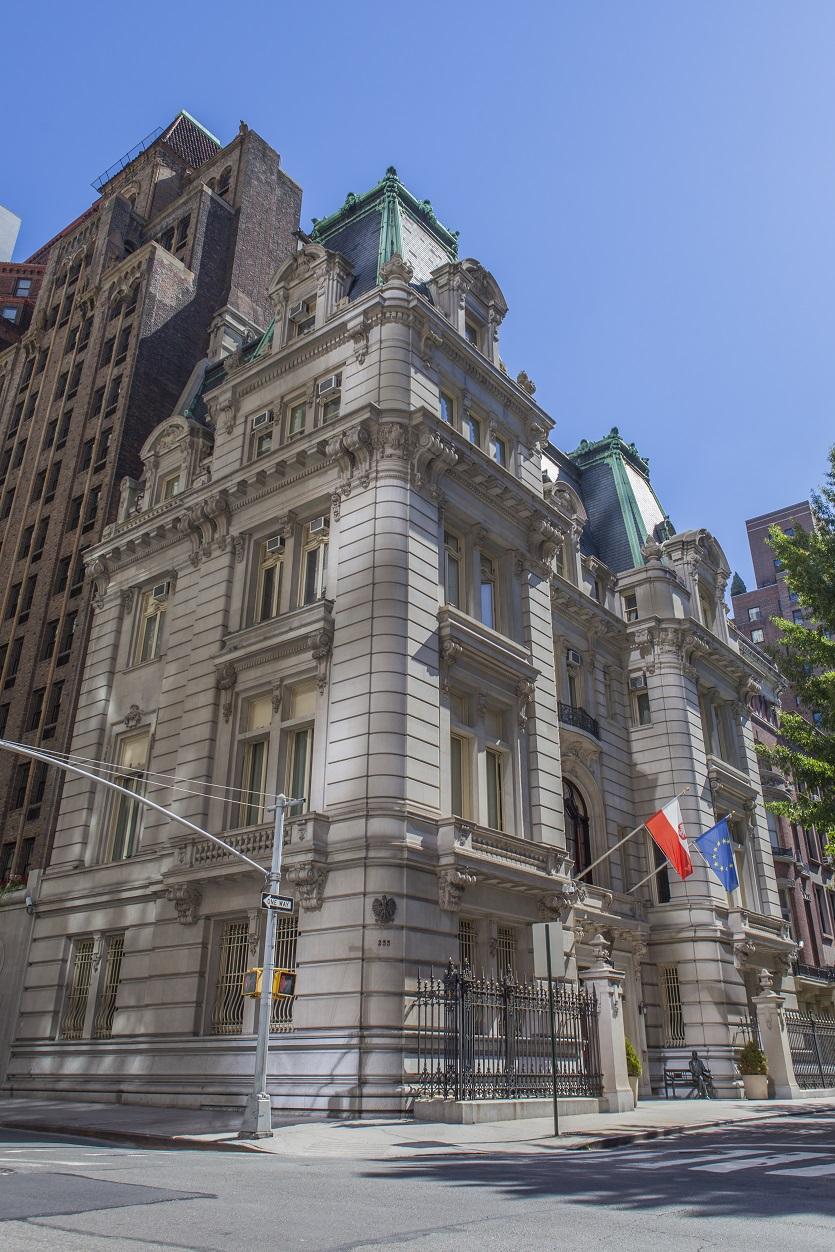 Efekt współpracy PSFCU i Konsulatu Generalnego RP w Nowym Jorku