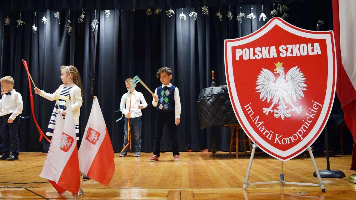 Zapisy do szkoły języka polskiego im. M. Konopnickiej na Greenpoincie, NY