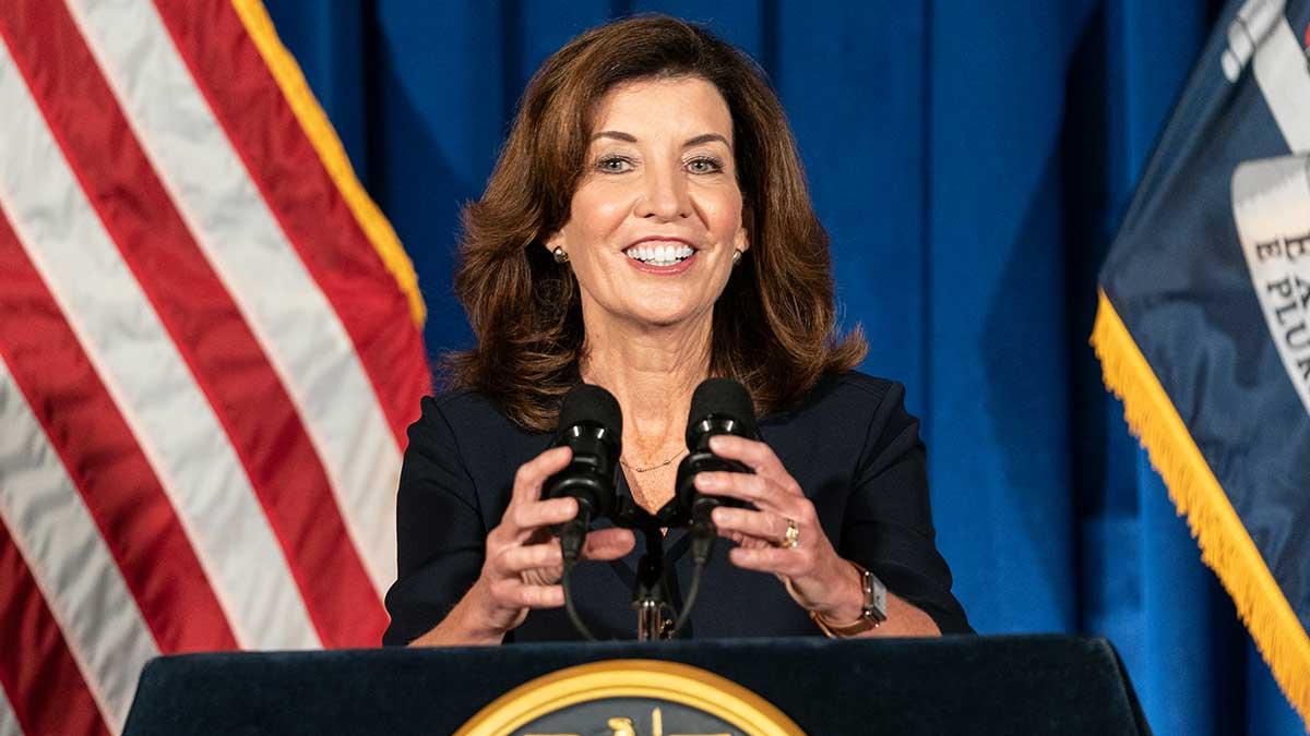 Gubernator NY, Kathy Hochul o bezpiecznym powrocie dzieci do szkół