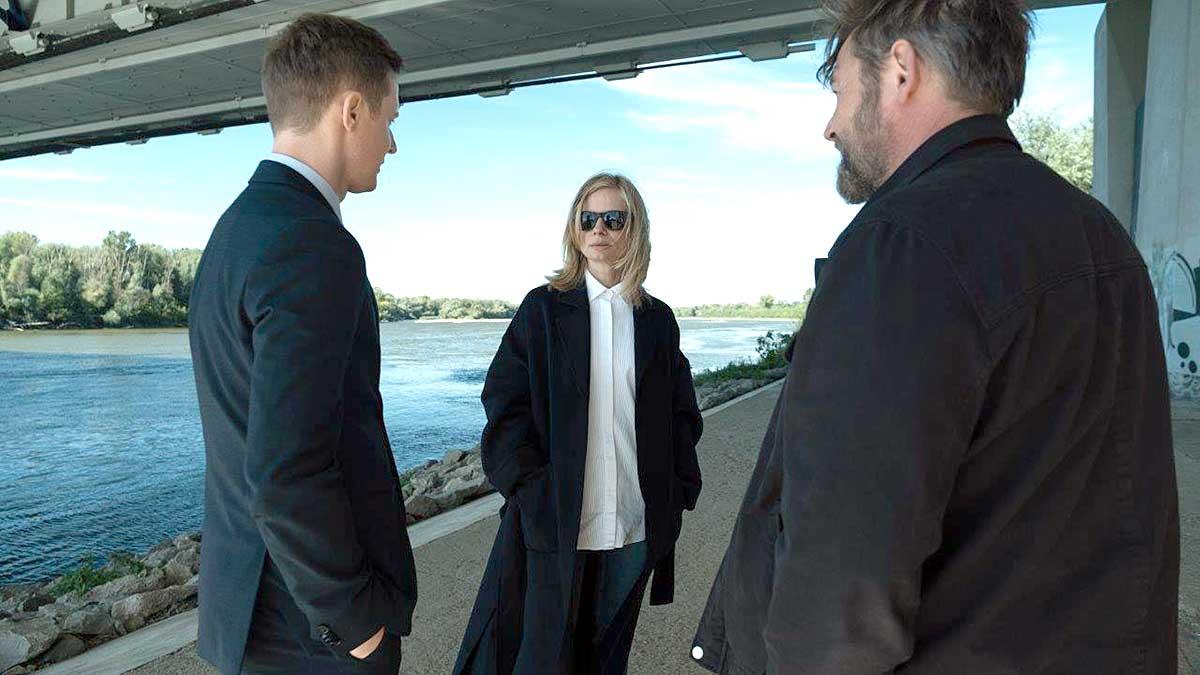W ITVN, polskiej TV w USA: Jak w filmie Hitchcock, na początku próba zamachu terrorystycznego... i co dalej