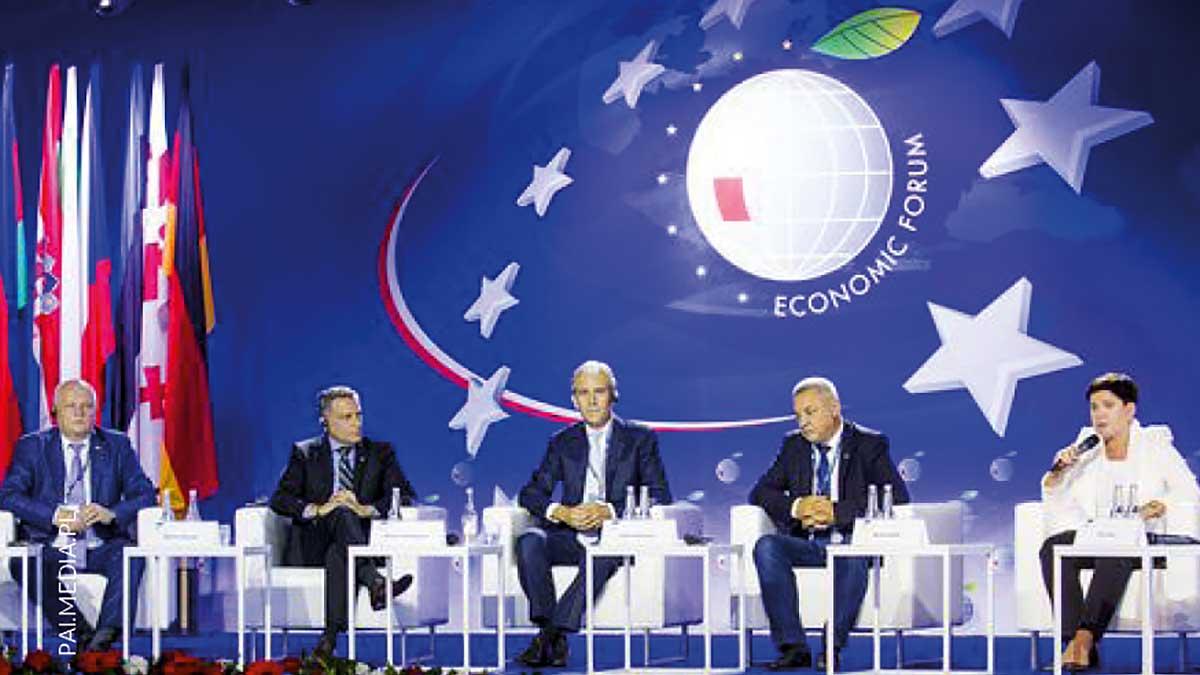 Polonijne Forum Ekonomiczne w Karpaczu