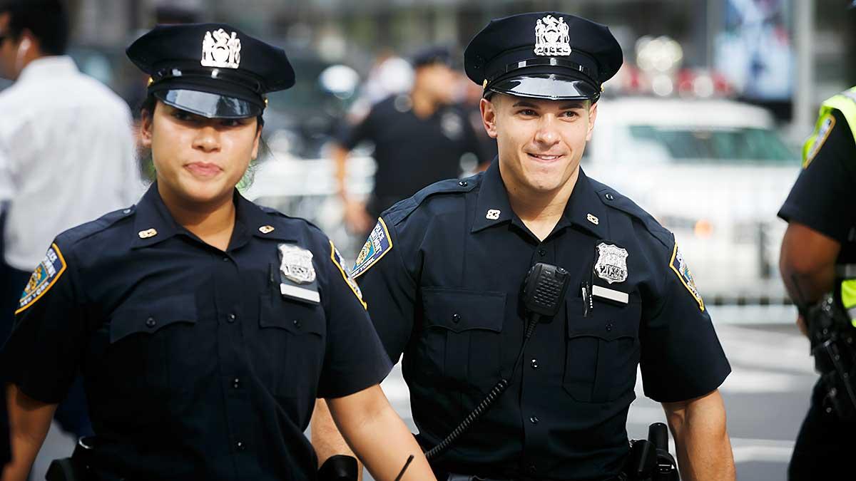 Można już składać aplikacje na egzamin wstępny dla policjantów stanu Nowy Jork