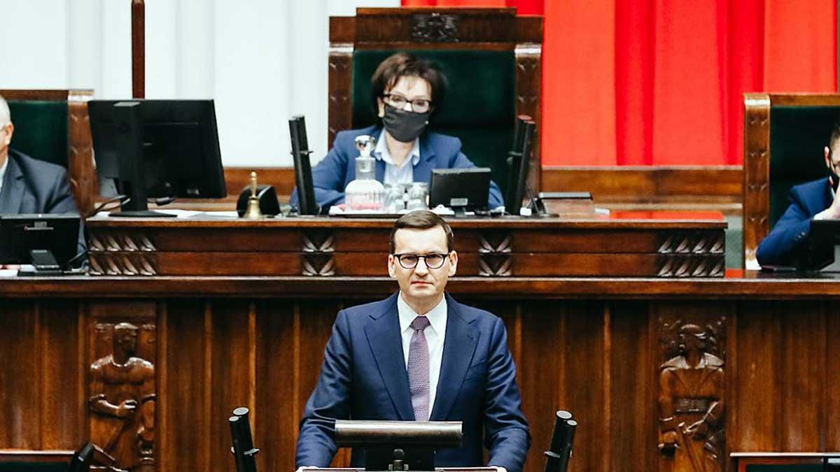 Sejm odrzucił wniosek o uchylenie rozporządzenia o wprowadzeniu stanu wyjątkowego na granicy z Białorusią