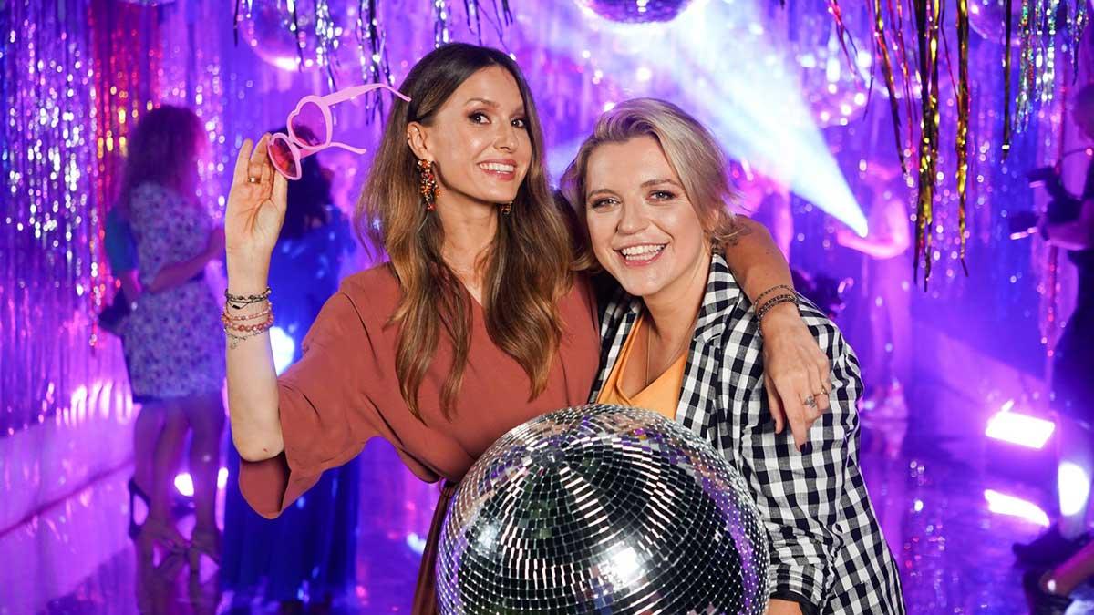 """Nowy program """"Ach, ta impreza!"""" Agnieszka Winnicka i Magda Socha-Włodarska o tym jak zorganizować udane przyjęcie"""