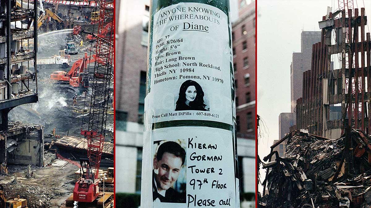 Obchody 20. rocznicy 9/11 w Nowym Jorku