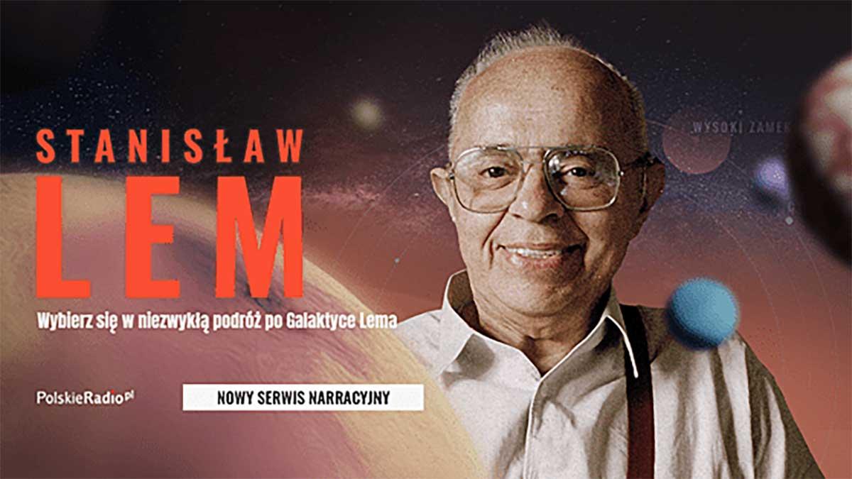 Galaktykalema.pl – nowy serwis narracyjny Polskiego Radia