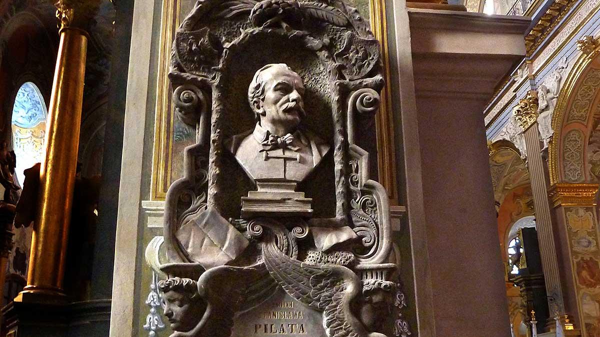 Stanisław Piłat - pisarz, pedagog i działacz kulturalny
