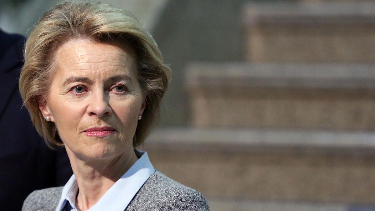 Ursula von der Leyen w orędziu o stanie Unii 2021