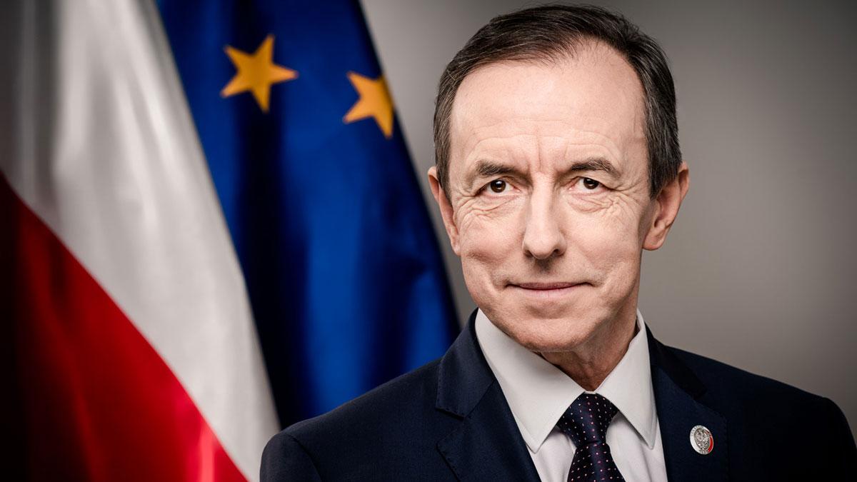 Marszałek Senatu RP prof. Tomasz Grodzki w Niemczech