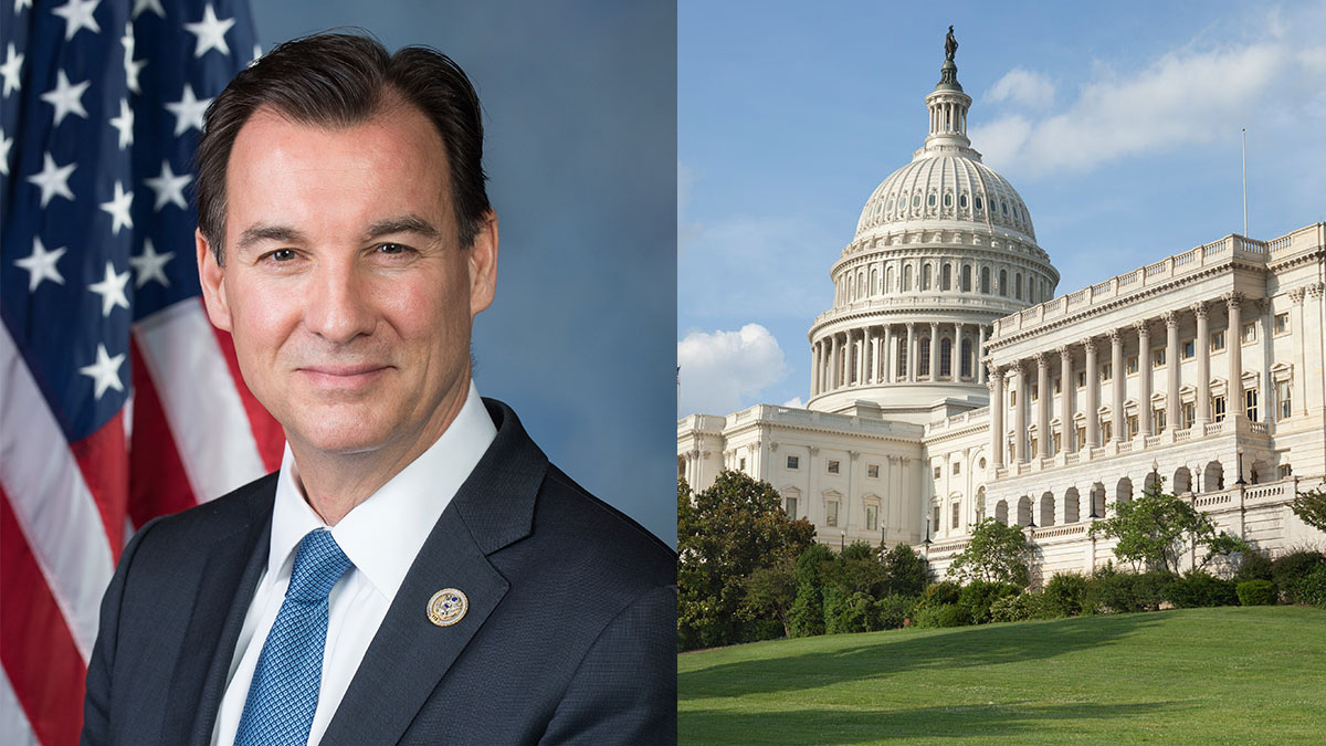 A New Resolution, Important for Poland and Polish Americans Introduced by Congressman Thomas R. Suozzi (D-NY)