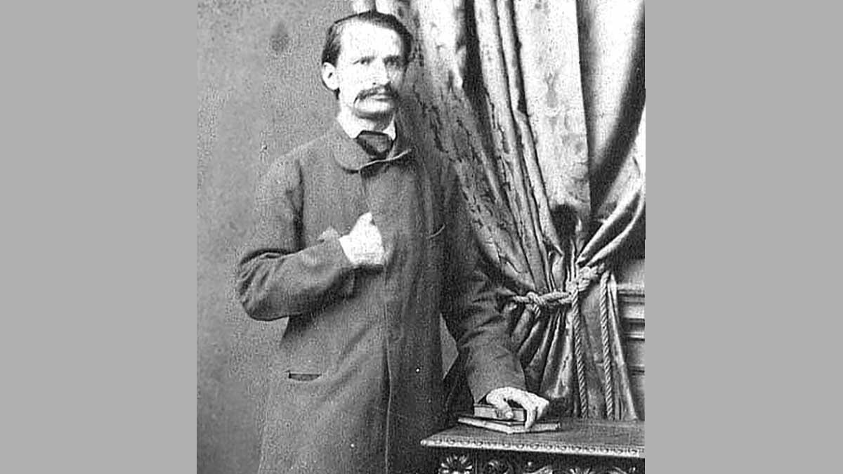 Zygmunt Fryderyk Anczyc - polski aktor teatralny